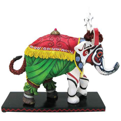 Tusk Elephants by Westland Giftware Retired Hudoq 6