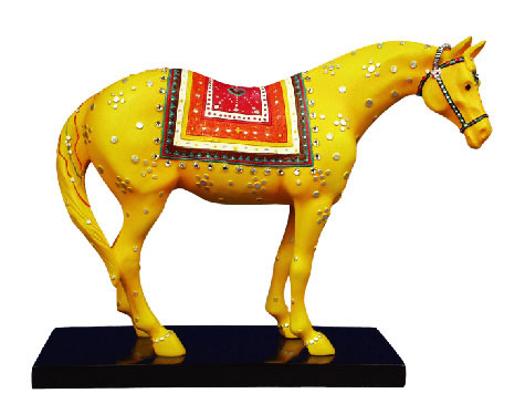 Painted Ponies First Edition Karuna 1E Figurine