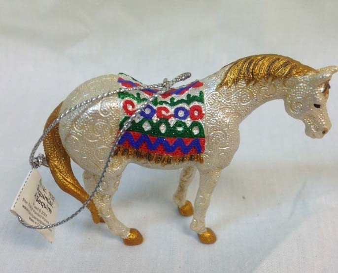 Painted Ponies Retired Sequintial: A Sequine 2.5