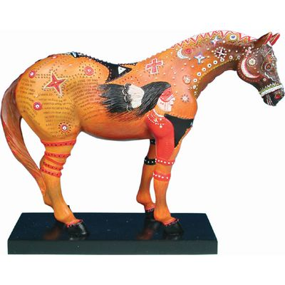 From the Trail of Painted Ponies First Edition 1E Serial Numbered ...