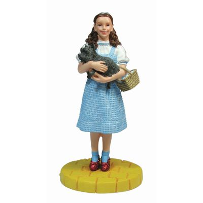 Wizard of Oz Miniature Dorothy and Toto 3.25