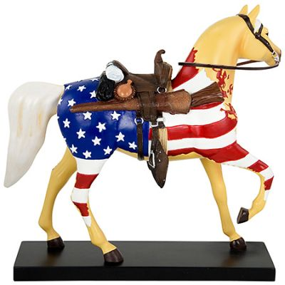 Painted Ponies Retired Stars & Stirrups 6.5