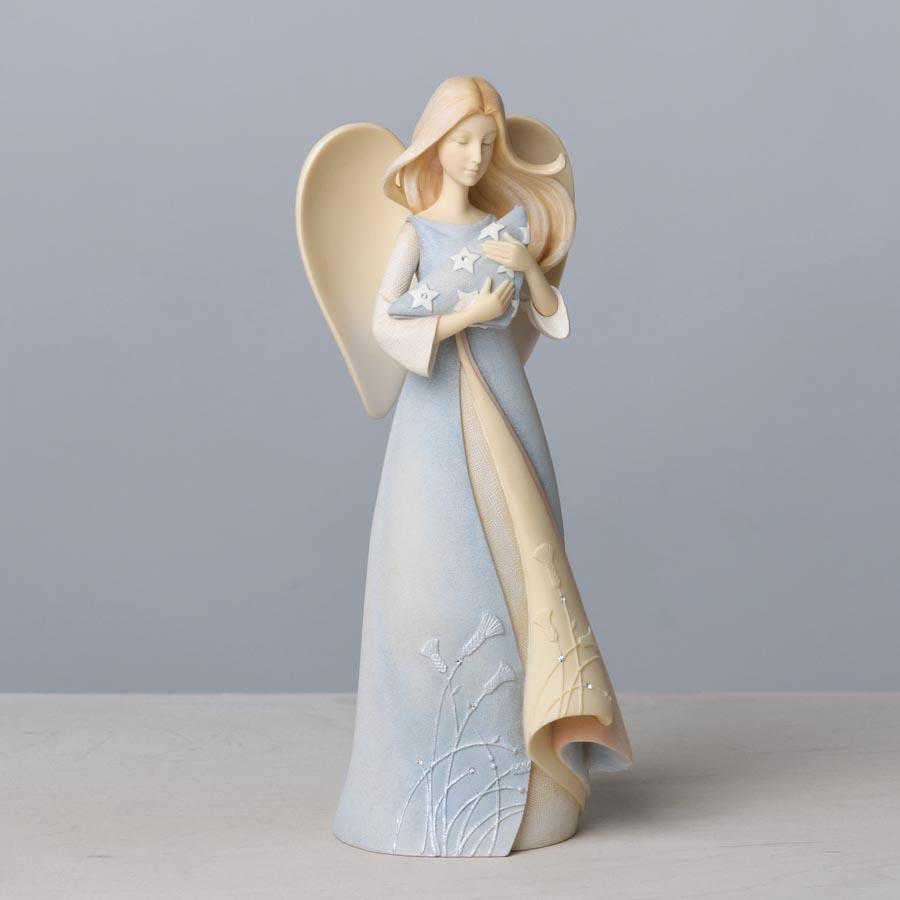 Veteran Memorial Angel   Foundations Angels Figurines ...