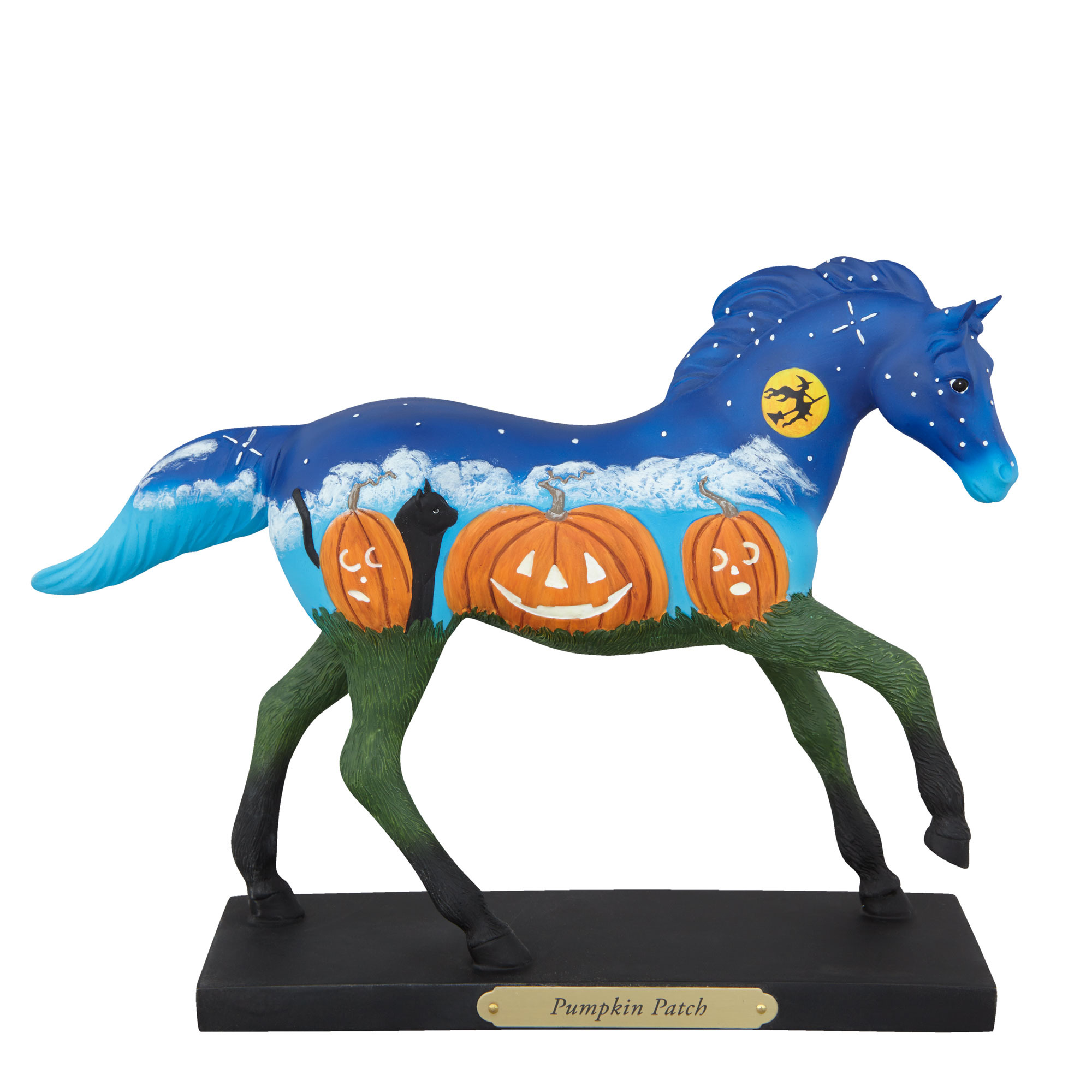 Trail of Painted Ponies Halloween Edition Pumpkin Patch 7
