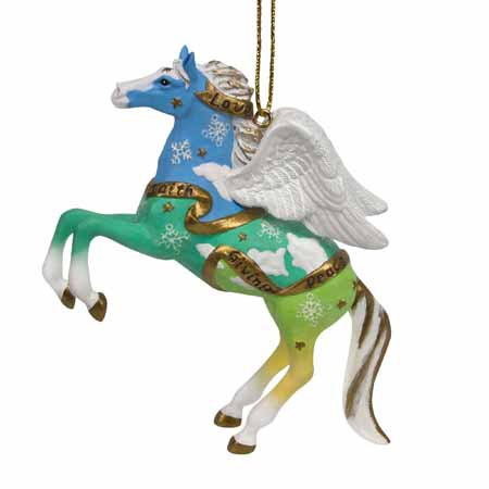 Trail of Painted Ponies 2016 Collector's Choice Guardian Angel 3.25