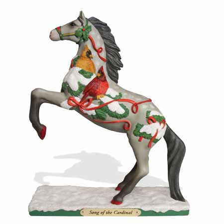 Trail of Painted Ponies 2016 Holiday Song of the Cardinal 8