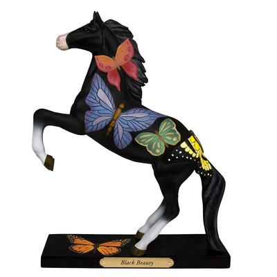Trail of Painted Ponies Spring 2016 Black Beauty 6.5
