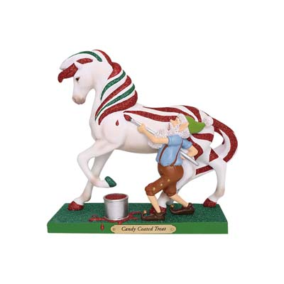 Trail of Painted Ponies Holiday 2018 Candy Coated Treat 6.5