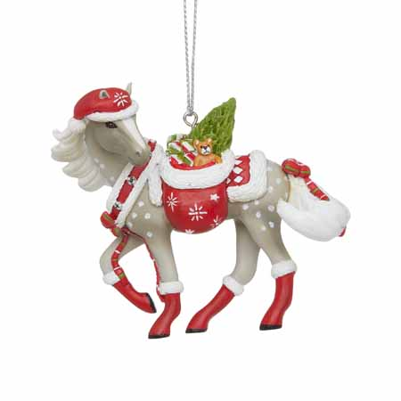 Trail of Painted Ponies Holiday 2020 Santa's Little Helper 2.5