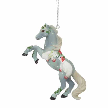 Trail of Painted Ponies Holiday 2020 Mistletoe Kisses 2.5