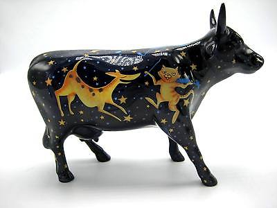 CowParade Retired Hey Diddle Diddle Ceramic 4