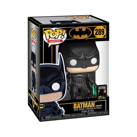 Funko Pops DC Comics Heroes Vinyl Bobblehead Figurine Collection Batman Forever Pop in Collectible W