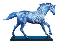 Painted Ponies First Edition Snowflake 1E