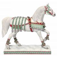 Painted Ponies Retired First Edition Holiday Silver Bells 6
