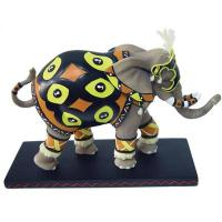 Tusk Elephants by Westland Giftware Azubuike 6