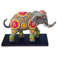 Tusk Elephants by Westland Giftware Retired Goan Skies 6