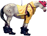 Painted Ponies Fireman Pony 2.5