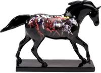 Painted Ponies First Edition Retired Fantastic Fillies 1E Collectible Thoroughbred Black Racing Hors