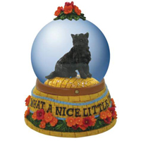 Wizard of Oz Toto 65mm Water Globe