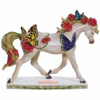 Horse of a Different Color Spring 2015 Butterfly Garden 6.5