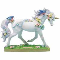 Horse of a Different Color Unicorn Stallion 6.5