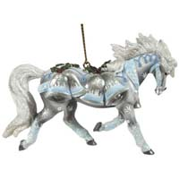 Horse of A Different Color Silver Bells Arabian 2.5