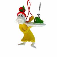 Department 56 Dr. Seuss Sam With Green Eggs & Ham Ornament