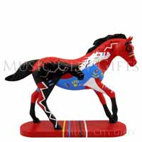 Painted Ponies Happy Trails Brave Hearts 4
