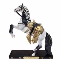 Painted Ponies Retired El Dorado 8.5