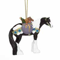 Trail of Painted Ponies Holiday Gypsy Winter Dreams 2.5