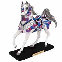 Trail of Painted Ponies First Edition 1E Retired Arabian Splendor 7