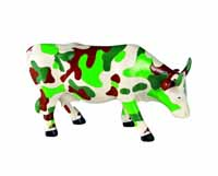 CowParade Fatigues Medium Sized 4