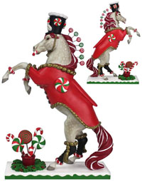 Trail of Painted Ponies 2018 Nutcracker Sweet Dillard's Exclusive Christmas Holiday 10.5