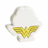 Department 56 DC Comics SuperFriends Wonder Woman Bank 7.5