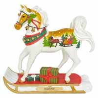 Trail of Painted Ponies Holiday 2019 Sleigh Ride 8