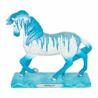 Painted Ponies Holiday 2019 Holiday Ice 6