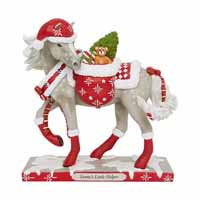 Trail of Painted Ponies Holiday 2020 Santa's Little Helper 7.5
