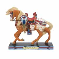 Trail of Painted Ponies Fall 2020 Pride of the Nez Perce 6.75