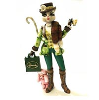 Margaret Le Van Alley Cat Kitty O Hunter 7.5