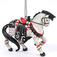 Painted Ponies Dillard's 2020 Holiday Exclusive Snowball 2.5