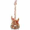 GuitarMania Metamorphosis  Multicolor Abstract Collectible 10