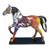 Painted Ponies Crow Fair Figurine