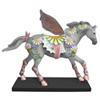 Painted Ponies Retired Twilight Fairy 1E Winged Horse Figurine