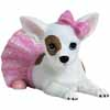 "Aye Chihuahua Ballerina Pup 3.25"" Figurine by Westland Giftware"