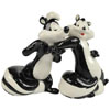 Looney Tunes Come To Me  Salt and Pepper Shakers