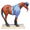 Painted Ponies Retired Patrol Horse Figurine