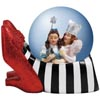 Wizard of Oz Glinda and Dorothy on Legs Under House 65mm Water Globe