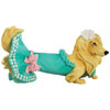 Hot Diggity Strutting Diva Mini Dachshund Figurine