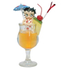 Betty Boop Tropical Figurine