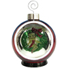 Betty Boop  Wreath Lighted Ornament